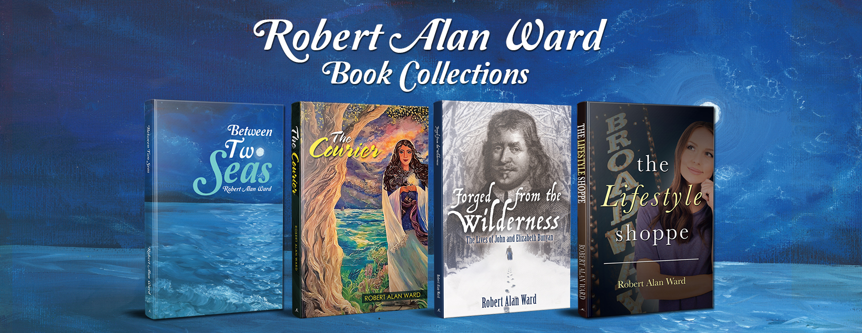 Robert Alan Ward Book Collections