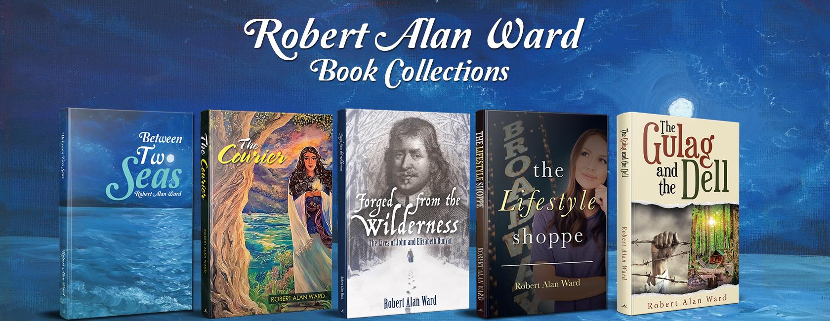 Robert Alan Ward Book Collections